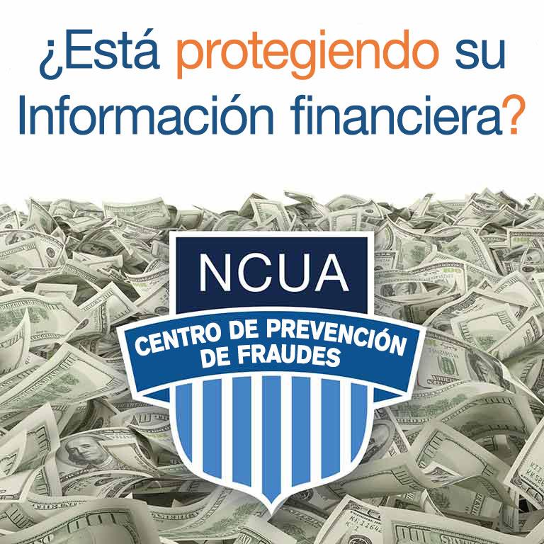 ¿Está protegiendo su información financiera?