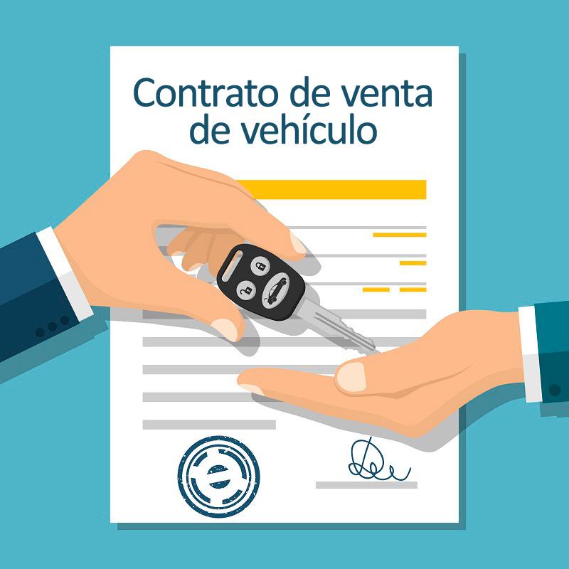 Acuerdo de venta de auto